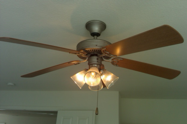 Simi Valley Electrical Contractor Ceiling Fan with Light
