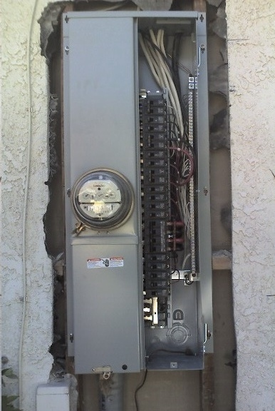 Simi Valley Electrical Contractor Electric Meter