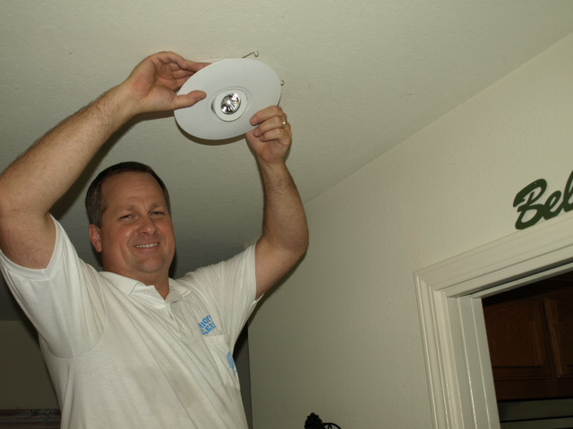 priority electric recessed lighting upgrade