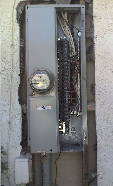 priority electric electrcal panel