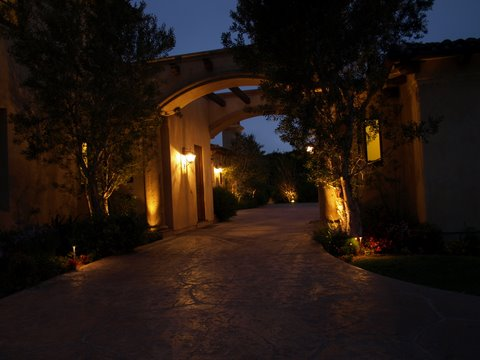 Simi Valley Outdoor Lighting Modern Outdoor  Lighting