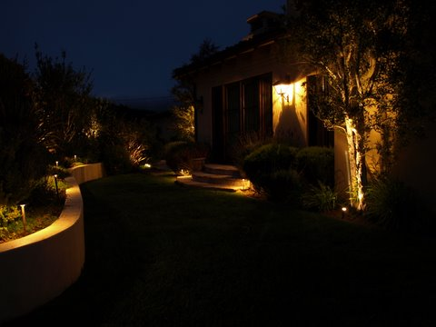 Simi Valley Outdoor Lighting Landscape Lights