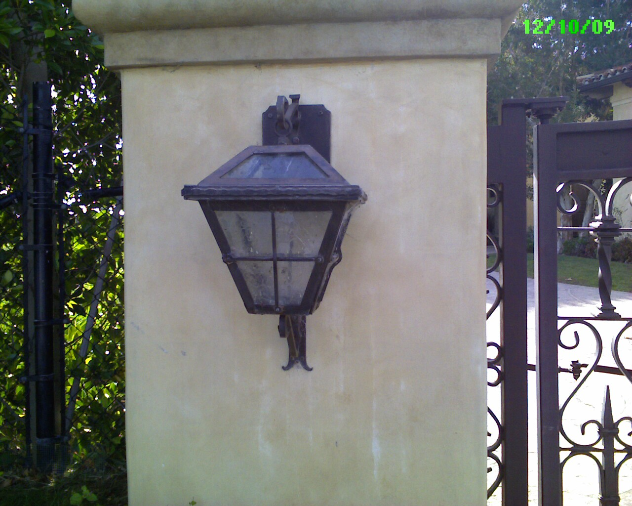 Simi Valley Exterior Lighting Sconce